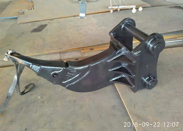 Customized Heavy Equipment Attachments 110 Mm Main Plate Thickness Strong Structure
